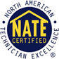 North American Technician Excellence Certified